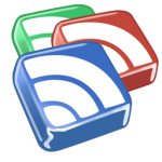 Google Reader Logo