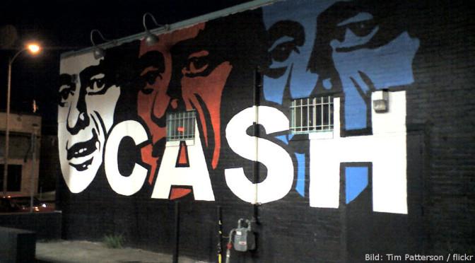 Johnny Cash Header / Bild: Tim Patterson / flickr Lizenz: CC by-sa 2.0