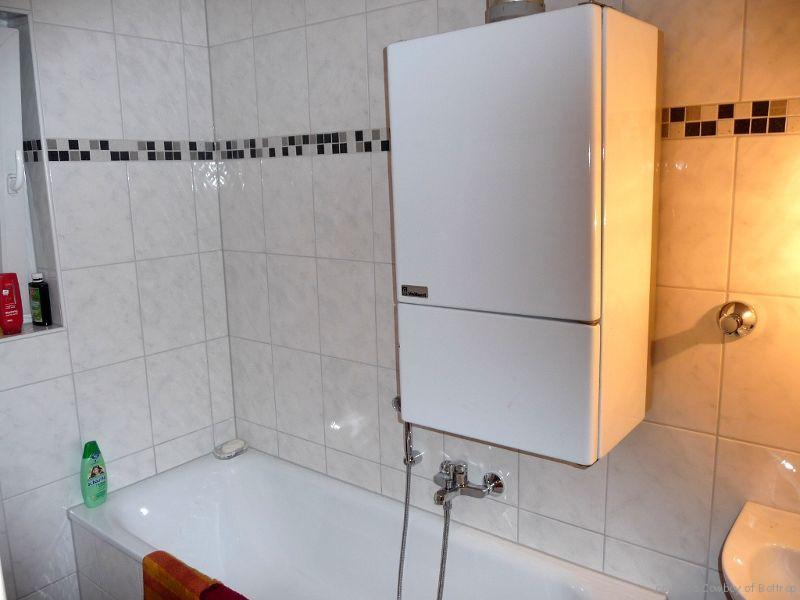 Gastherme im bad verkleiden – Abdeckung ablauf dusche