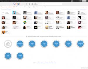 Google+ Die Kreise