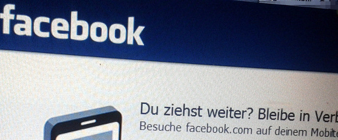 Facebook Header, Foto: Cowboy of Bottrop, CC-by-sa 3.0 de