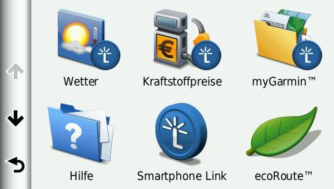 nüvi Apps