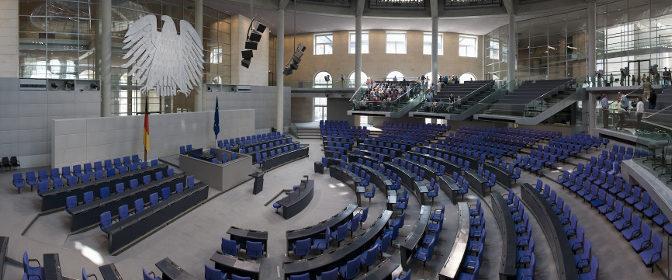 Bundestag Header